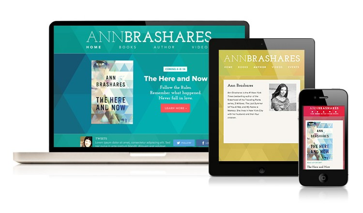 ann-brashares-responsive-website-design