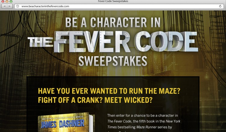 fever-code-book-website