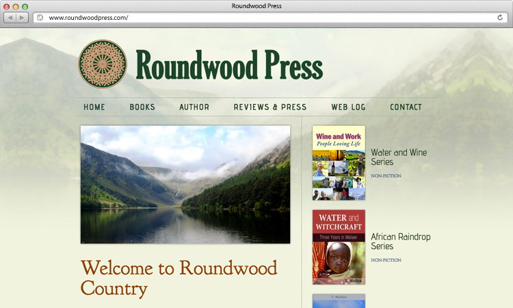 roundwood-press-author-website