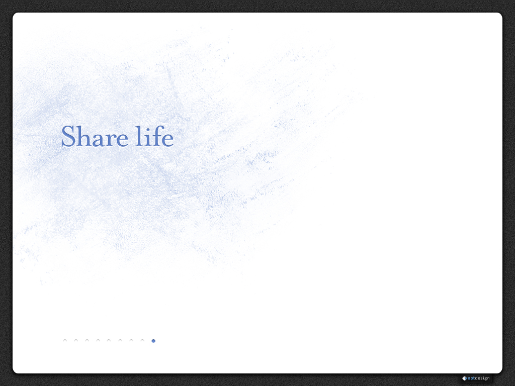 Share Life desktop wallpaper