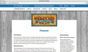 wenatchee-website-business-page