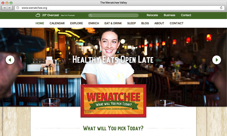wenatchee-website-design
