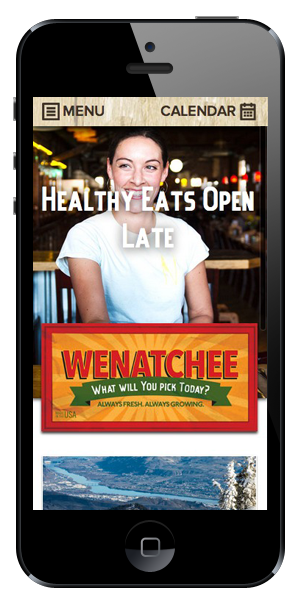 wenatchee-website-on-iphone