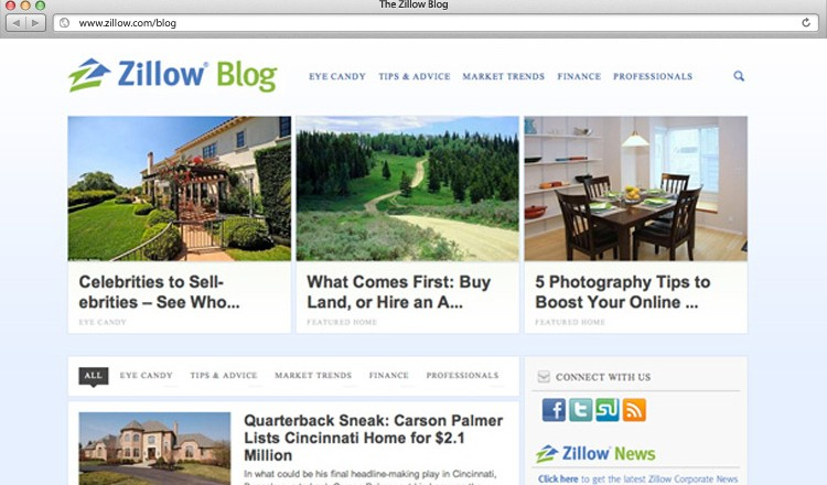 zillow-blog-design